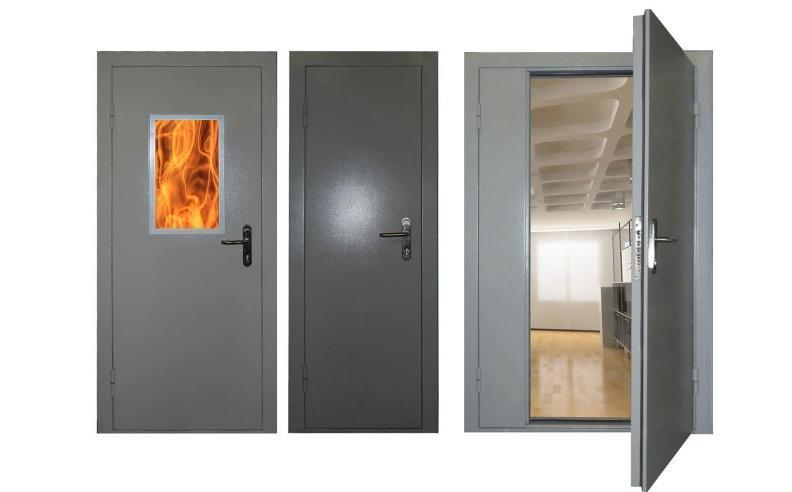 противопожарные двери противопожарное оборудование